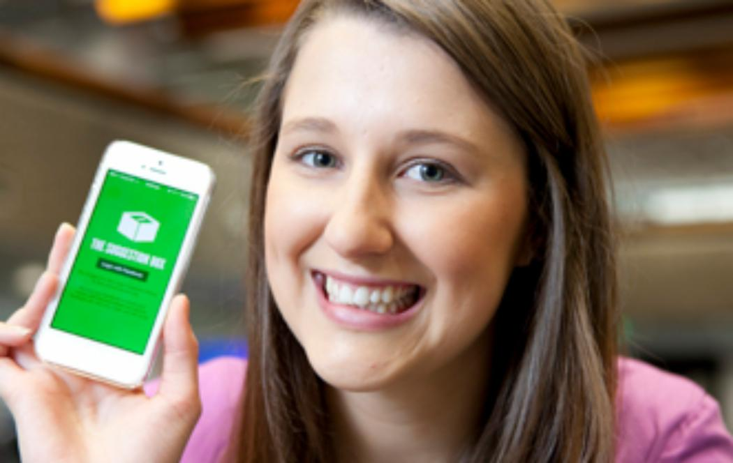 UC commerce student produces app to help business