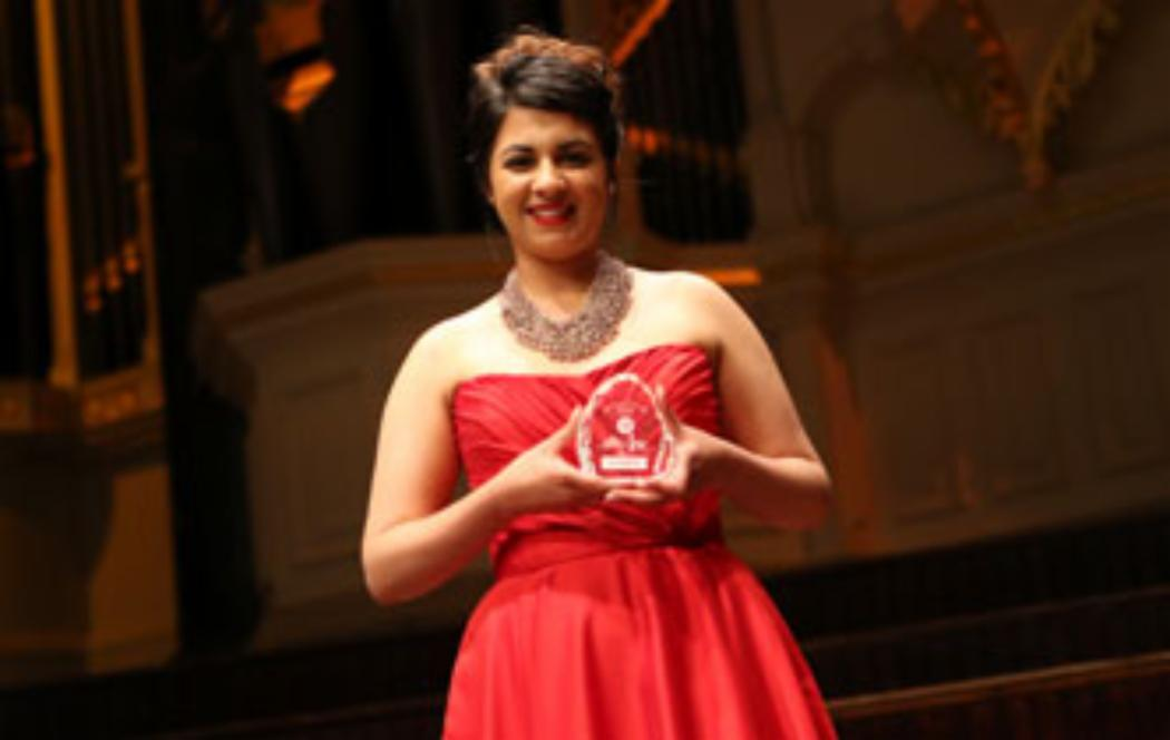 UC graduate wins largest aria competition