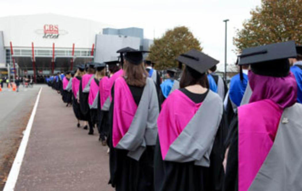 Record number of PhD students enrolled at UC
