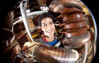 Student Yanosh Irani excited about modernising UC