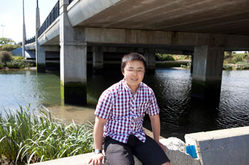 UC bridge building pivotal for students - Imported from Legacy News system