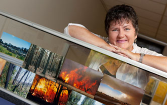 UC researcher on worst NSW bush fires in a decade - Imported from Legacy News system