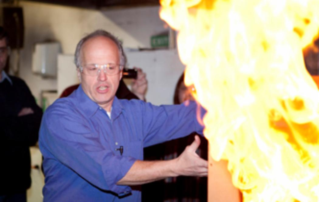 More than 200 experts to attend fire conference