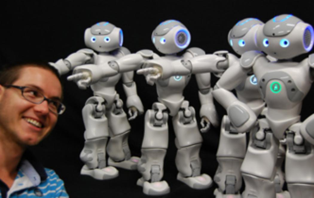 UC researchers believe robots can persuade people