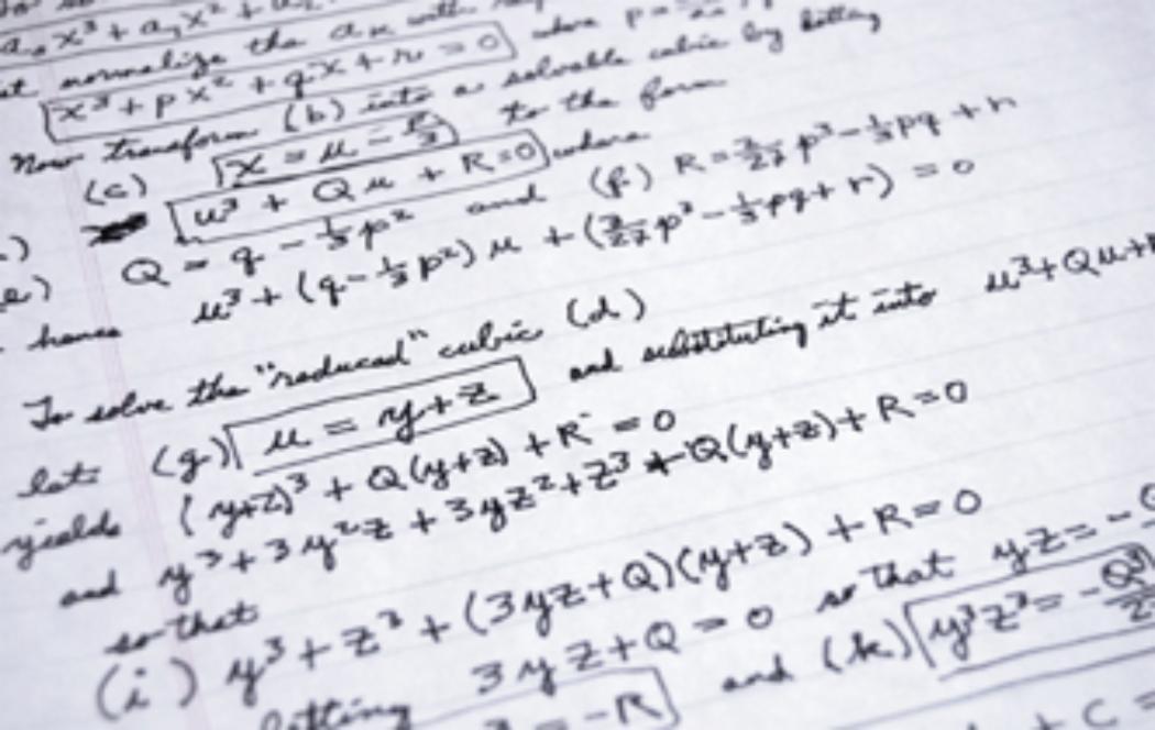 Children's beliefs affect maths performance