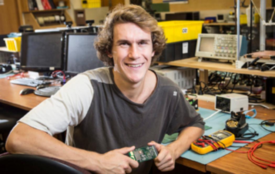 Canterbury student wins Sir Peter Blake prize