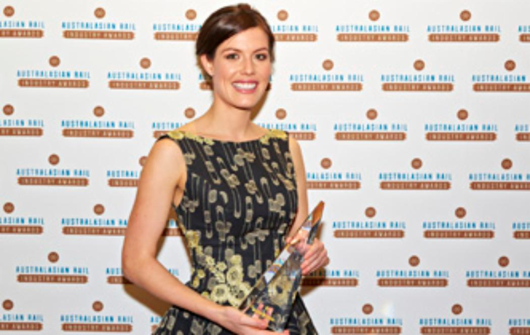 Australasian Young Rail Engineer of the Year