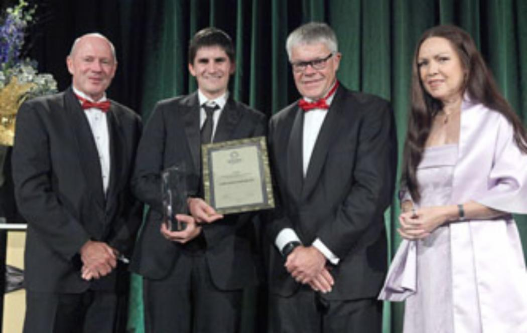 UC academic named 2014 Young Engineer of the Year