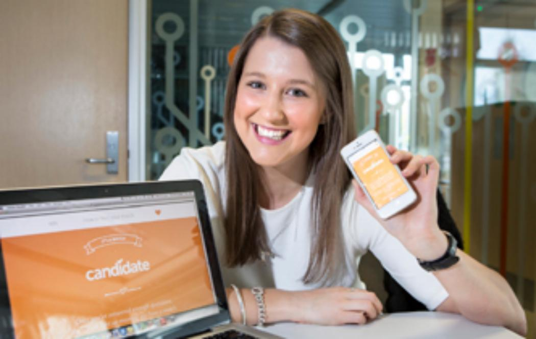 Canterbury student to launch young voters' app