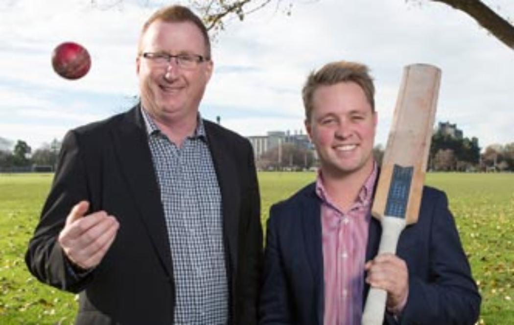 UC graduate sets up cricket foundation