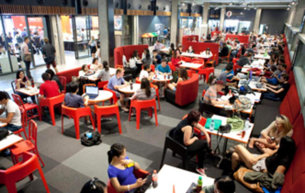 UC student hub in NZ Interior Awards finals