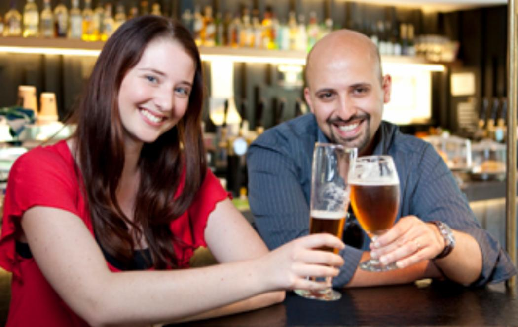 Friends the key to healthy drinking habits