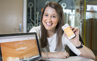 Canterbury student to launch young voters' app  - Imported from Legacy News system