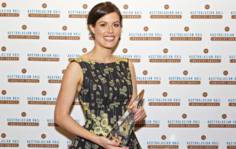 Australasian Young Rail Engineer of the Year - Imported from Legacy News system