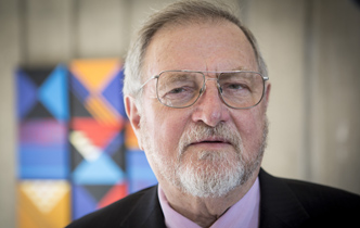 Dr John Wood re-elected as Chancellor - Imported from Legacy News system