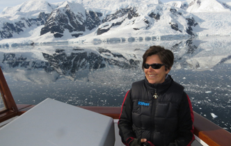 UC research investigating the Antarctic identity