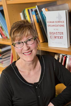 Role of post-earthquake social services studied