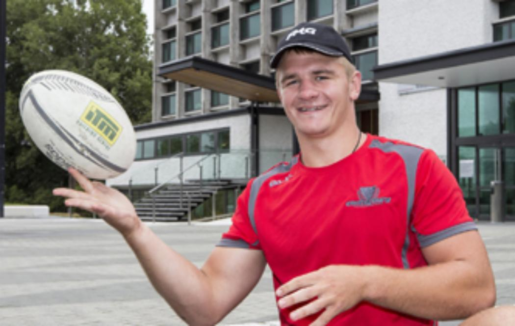 Under-20 rugby member still focusing on studies