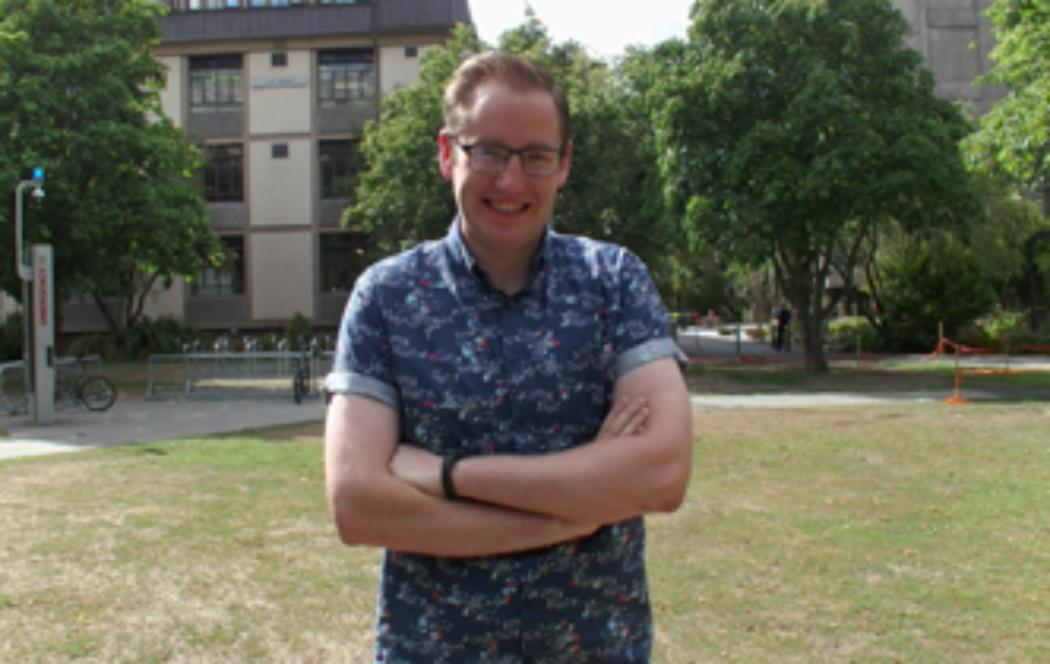 UC graduate hopes to improve research in NZ