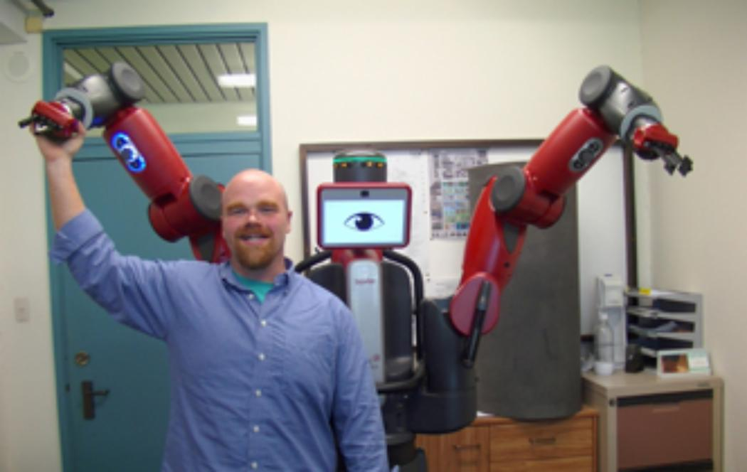 Serious science robot Baxter helping UC research