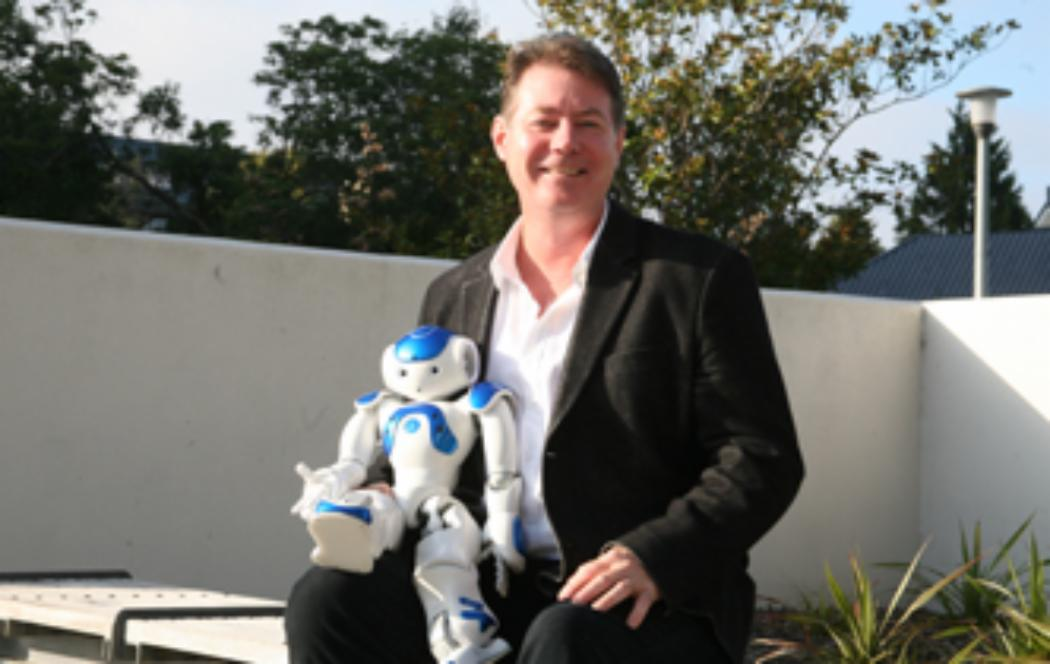 Renowned roboticist to give public talk at UC