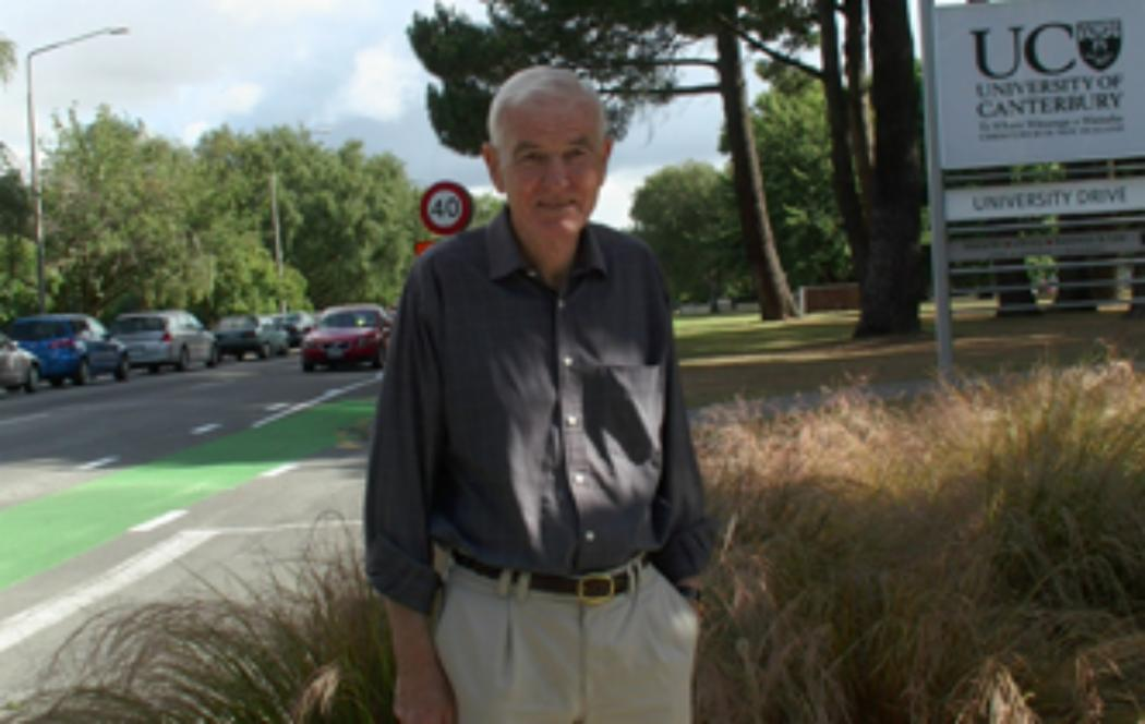 Researchers helping to reduce traffic jams