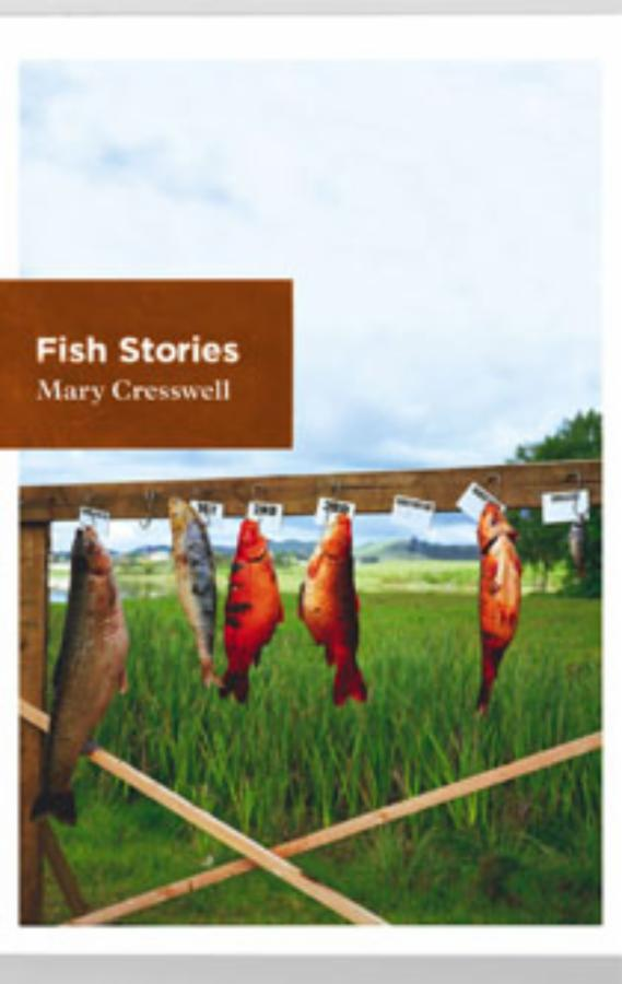 Fish Stories reel in the reader