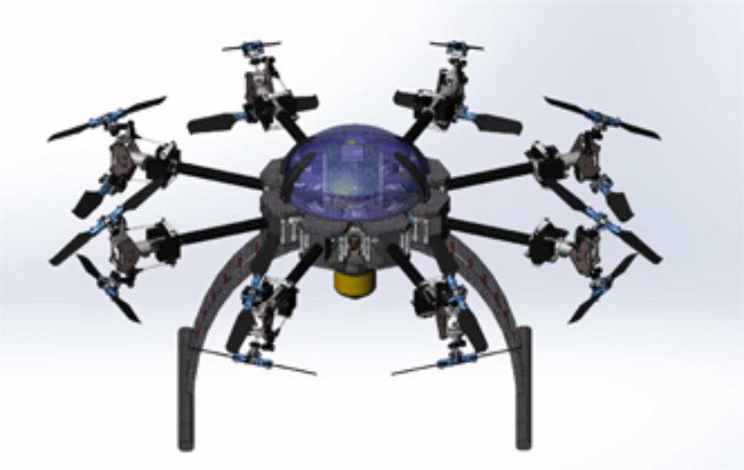 Prize for Canterbury student's drone innovation