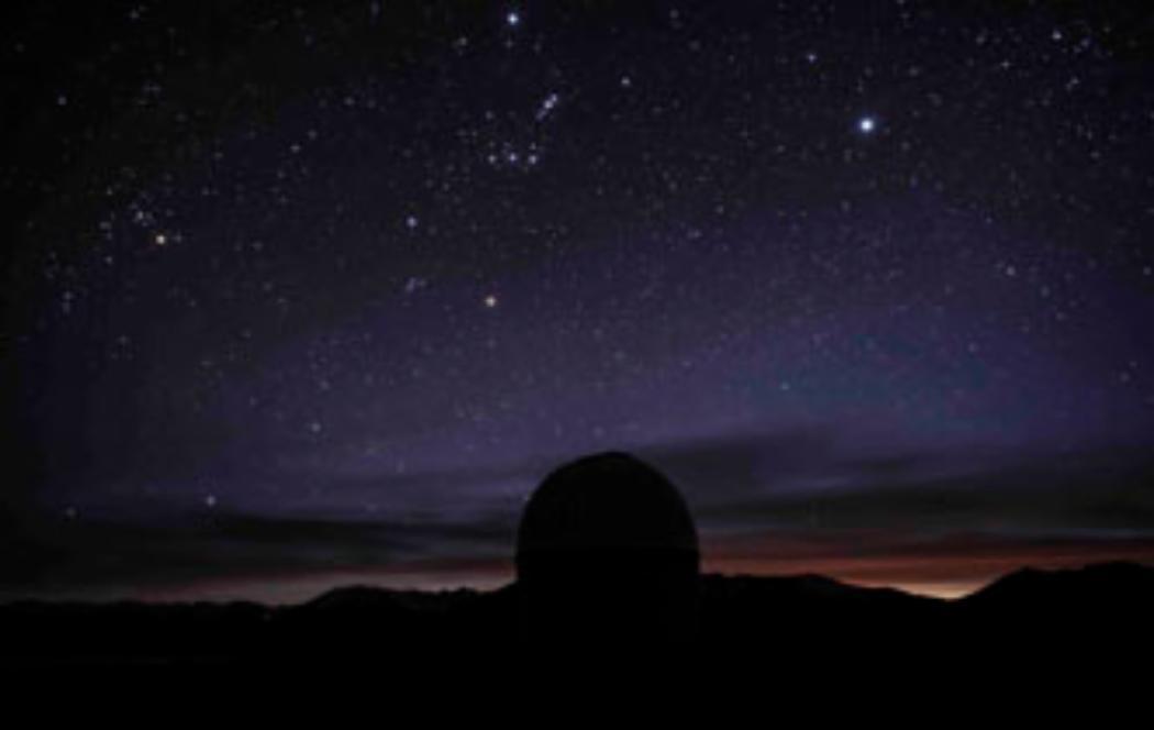 UC renews Mt John partnership with Earth & Sky