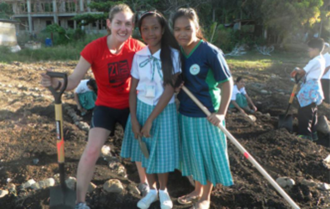 UC students volunteer in typhoon-hit Philippines