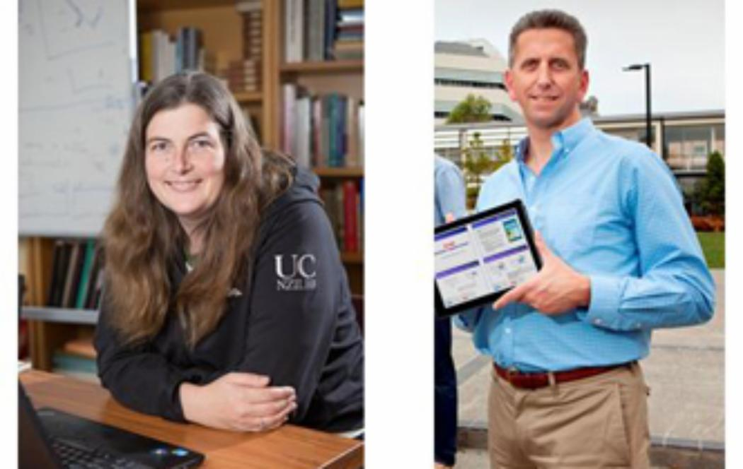 Research Fellowships awarded to UC academics