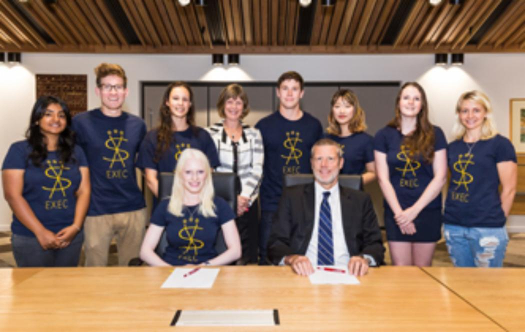 University announces partnership with the SVA