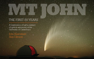 Celebrating 50 years of astronomy