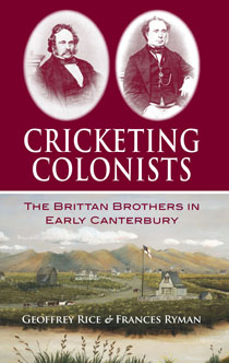 Life of Canterbury cricket's founding fathers