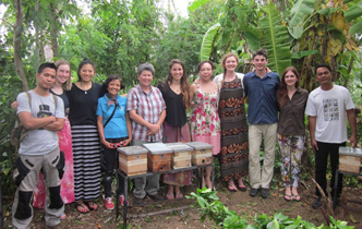Canterbury 'Bee Team' helps typhoon victims - Imported from Legacy News system