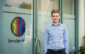 Smudge founder makes award finals - Imported from Legacy News system