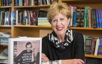 CUP publishes first book on Olivia Spencer Bower