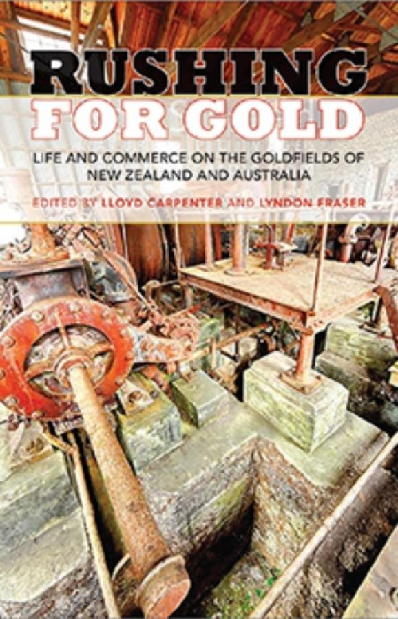 UC academic's new book on trans-Tasman gold rush