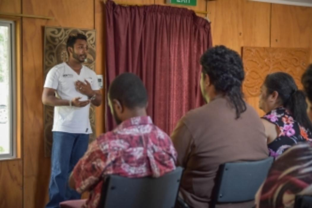 Canterbury students aid in Fiji relief effort