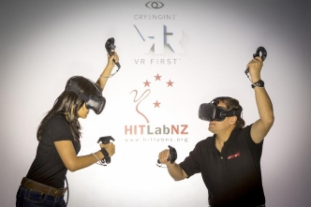 Next-gen virtual reality tech for UC students