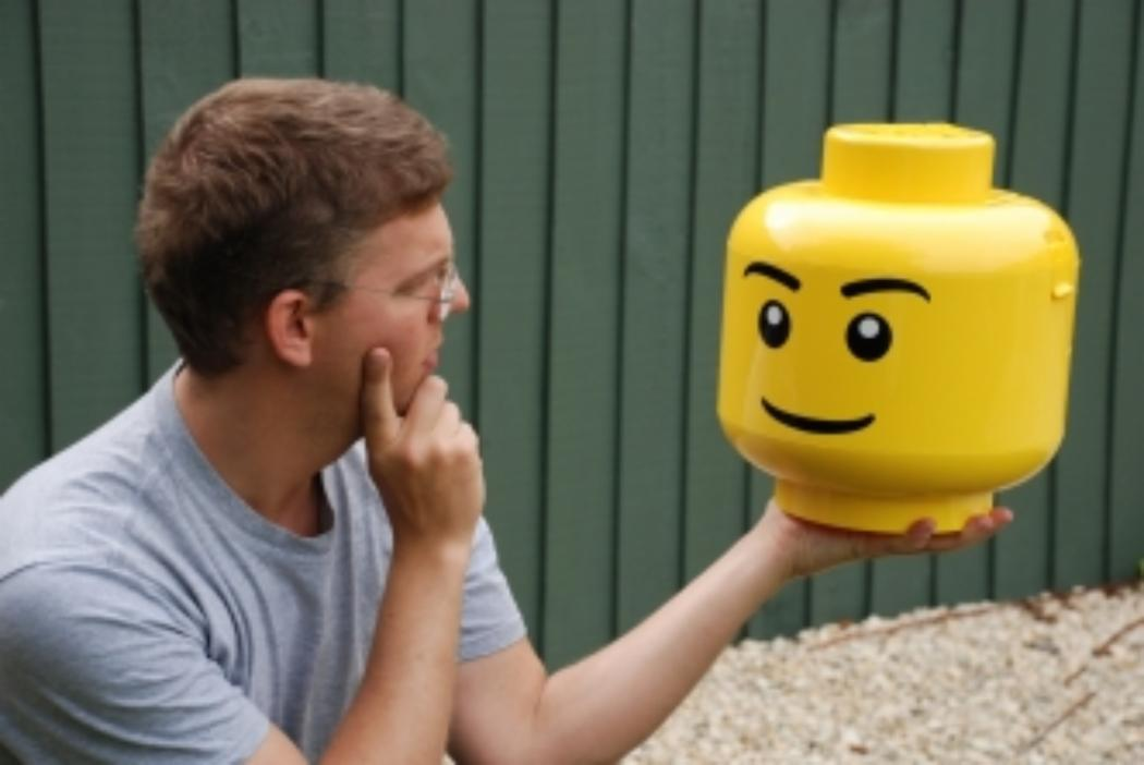 Have LEGO toys become more violent?