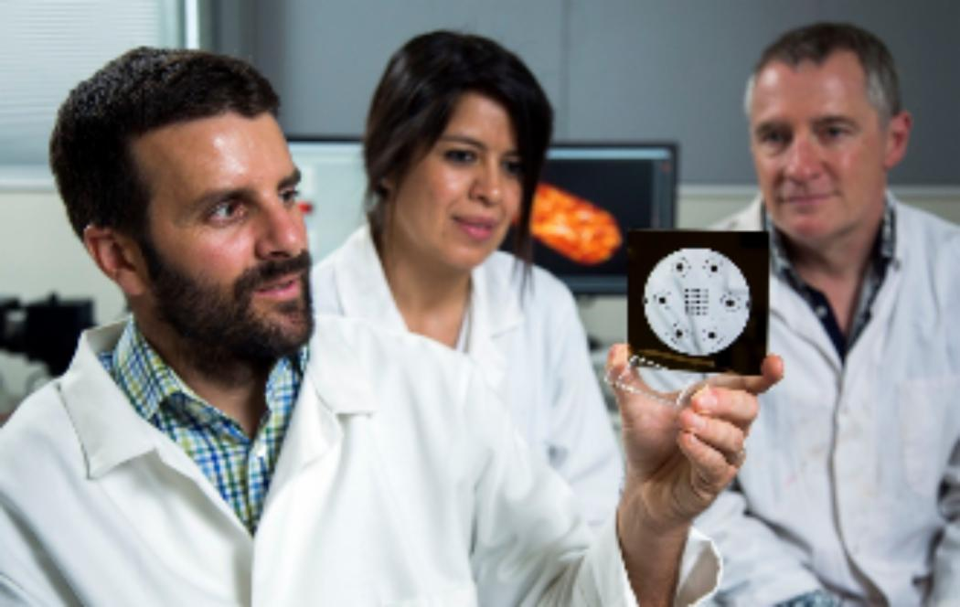 Lab-on-a-chip unlocks world of possibilities