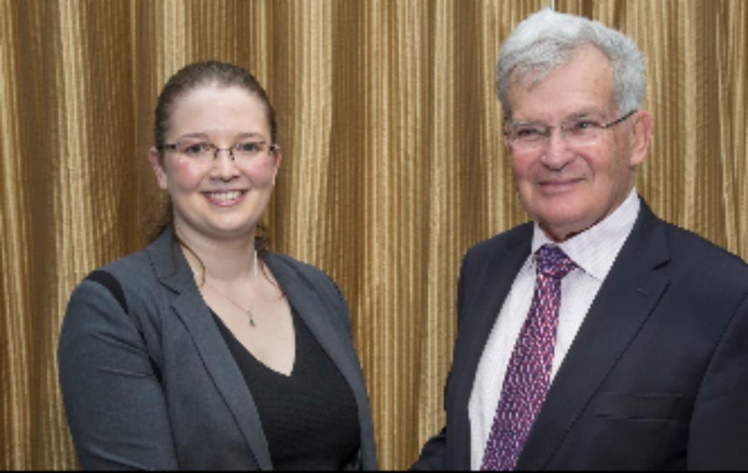 UC student wins scholarship to Cambridge