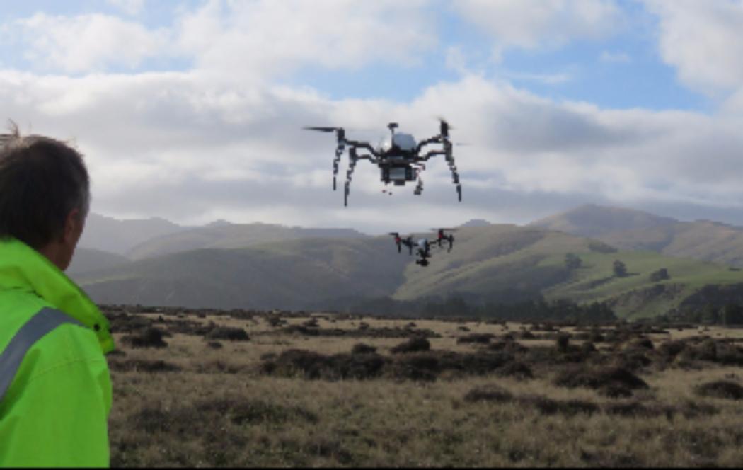UC Test Range enabling new drone technology