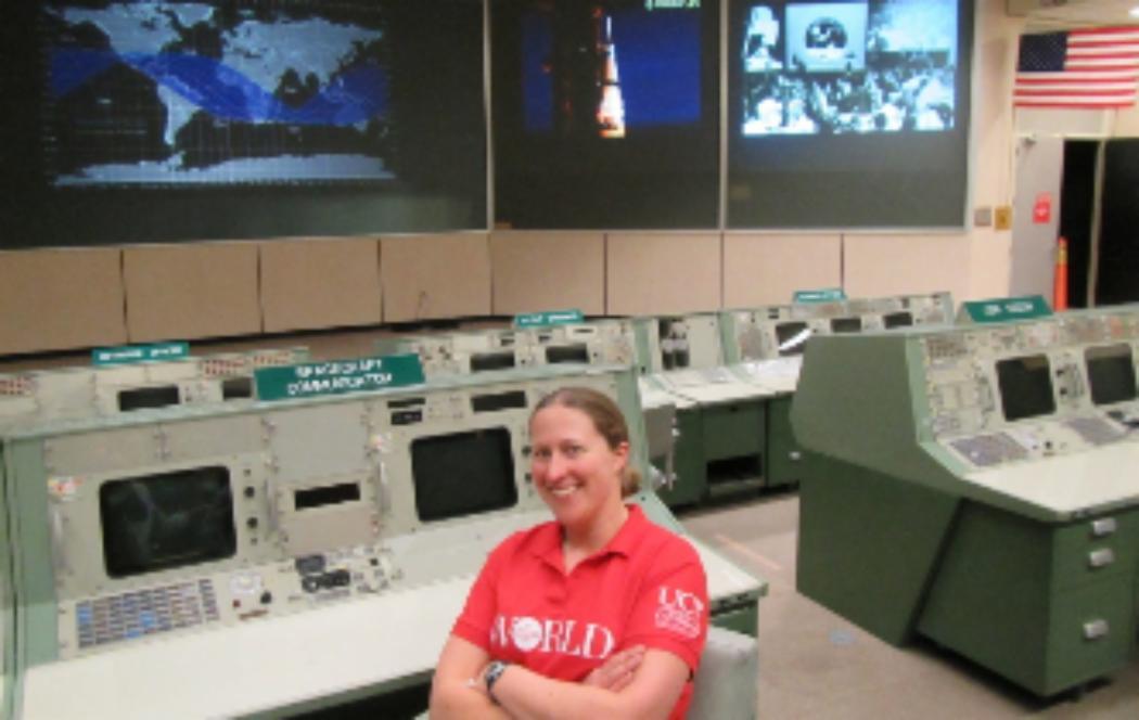 UC's aspiring astronaut returns from NASA inspired