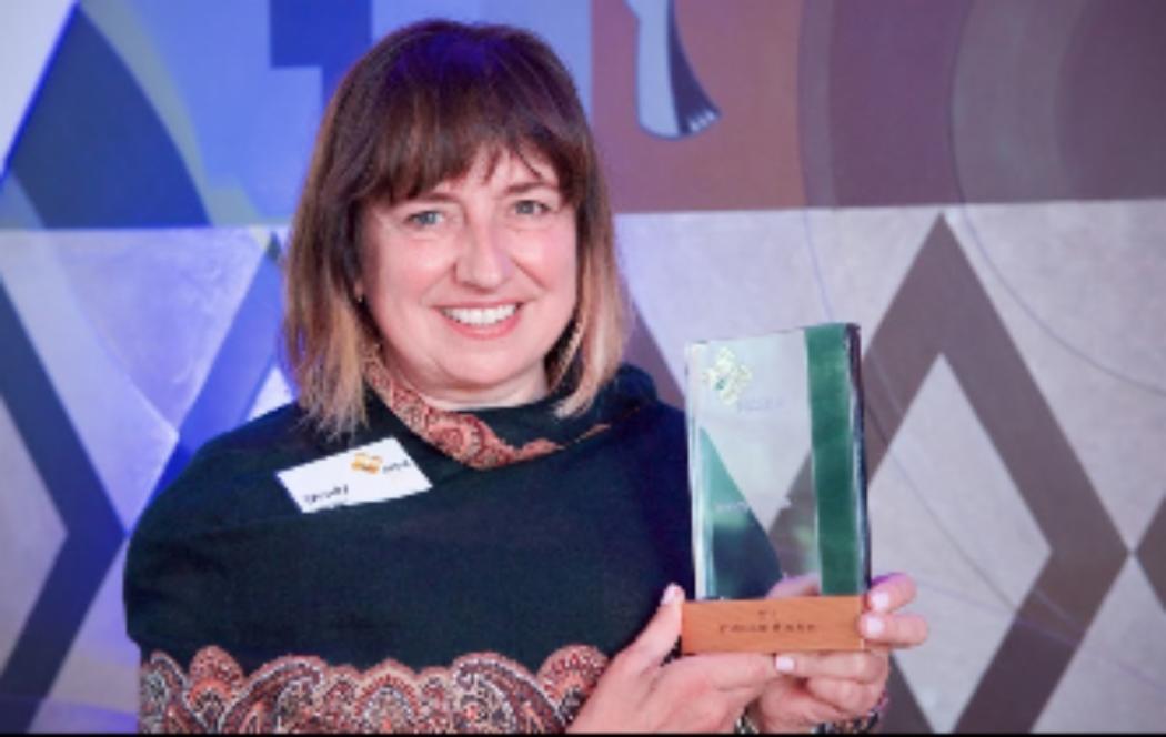 UC Pro-Vice-Chancellor wins geospatial award