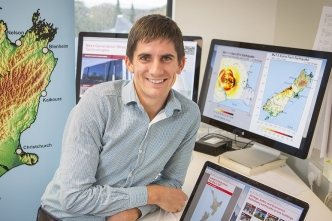 UC earthquake researcher to receive prize in US - Imported from Legacy News system