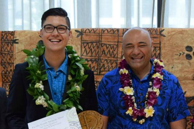UC student wins PM's Pacific Youth leader award