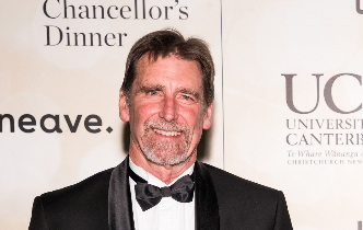 David Schiel awarded UC Research Medal