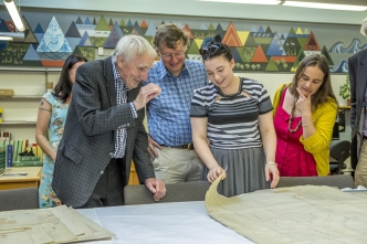 UC students help preserve architectural heritage